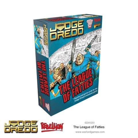 Judge Dredd League of Fatties