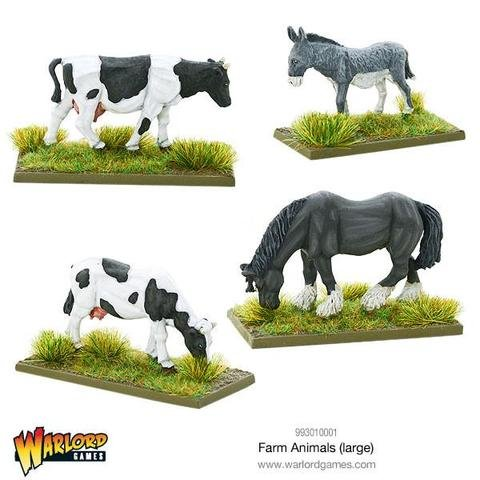 Large Farm Animal