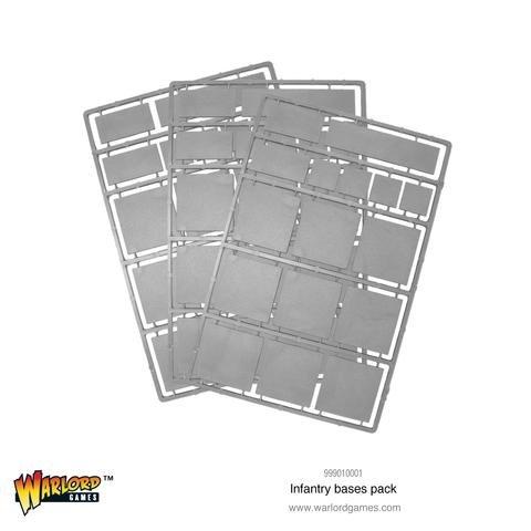 Infantry Bases Pack