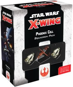 Star Wars X-Wing 2nd Ed: Phoenix Cell Squadron Pack