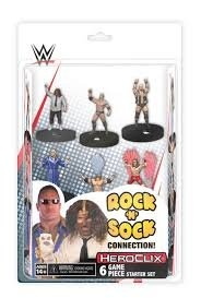 WWE Heroclix Starter