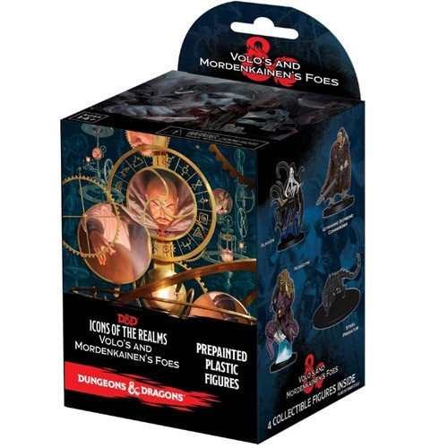 D&D Icons of the Realms Miniatures: Volo & Mordenkainen's Foes - Booster Pack