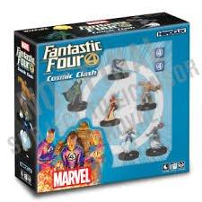 Marvel HeroClix: Fantastic Four Cosmic Clash Starter