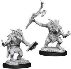 Goblin Guide & Goblin Bushwacker