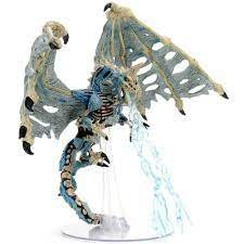 D&D Icons of the Realms: Boneyard Blue Dracolich