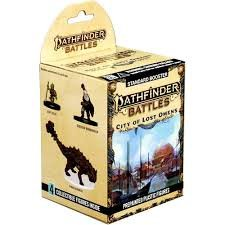 Pathfinder Battles City of Lost Omens Booster Pack