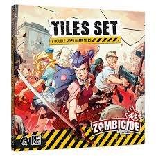 Zombicide 2nd Edition: Tile Set