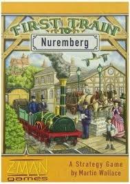 First Train to Nuremburg