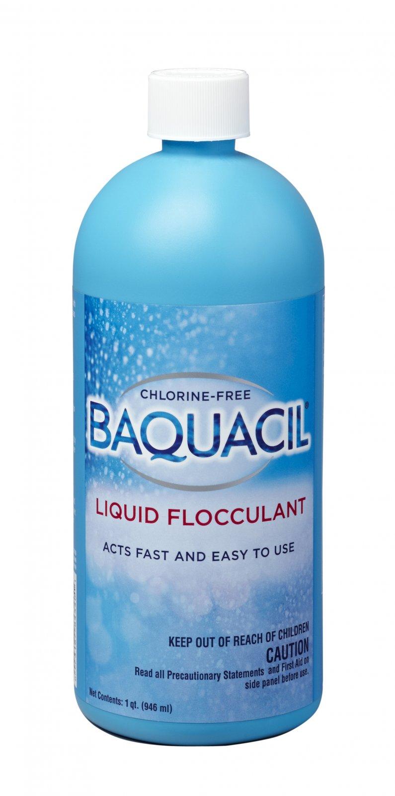 BAQUACIL Liquid Flocculant