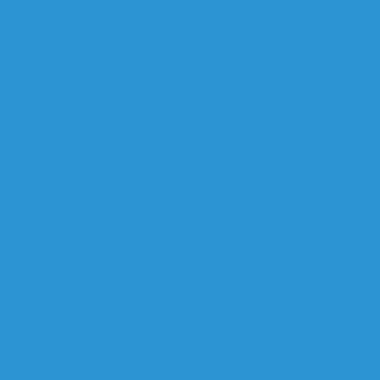 Paintbrush Studios Painter's Palette Solid China Blue