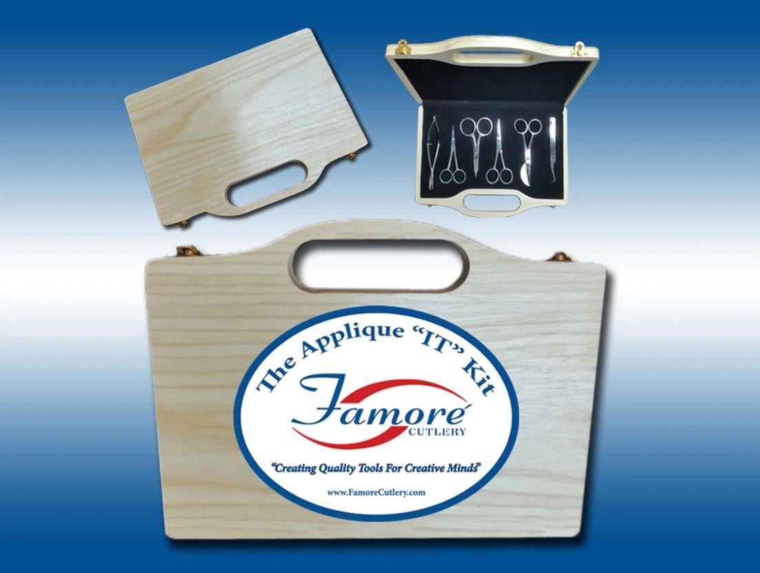 Famore Applique-IT-Kit