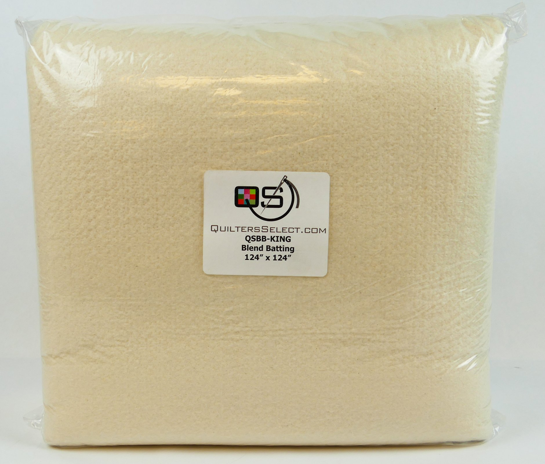 Select Blend Batting 122 x 122 - King Cut - NEW SIZE!