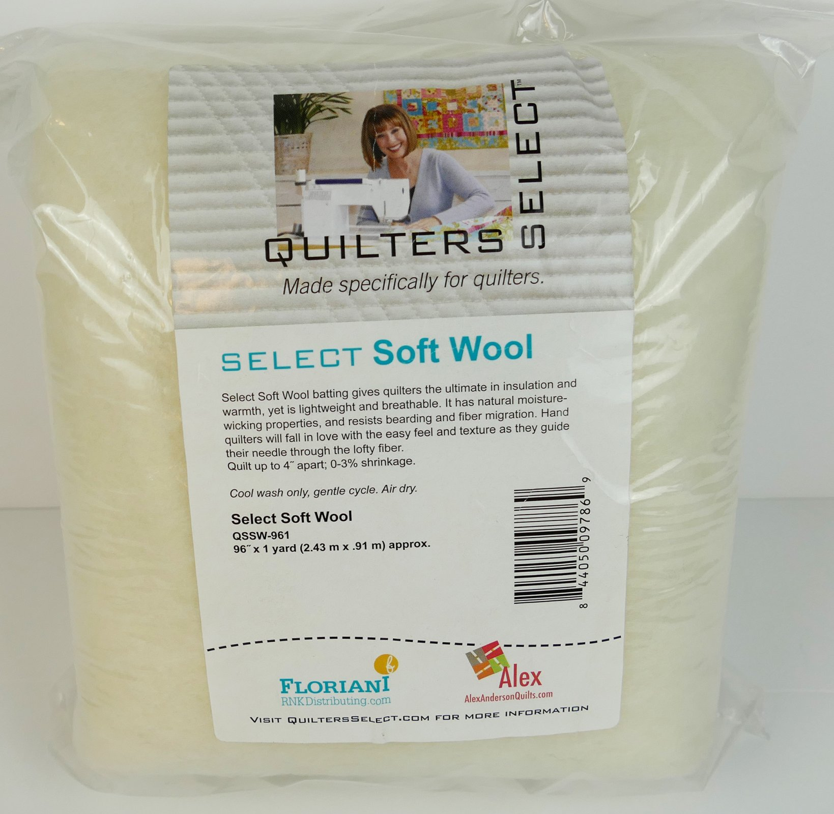 Select Soft Wool 96 x 1 yd *Limited Edition Size*