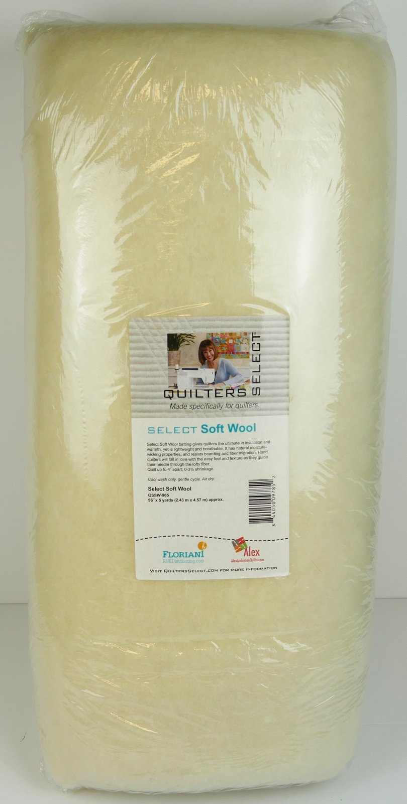 Select Soft Wool 96 x 5 yds *Limited Edition Size*