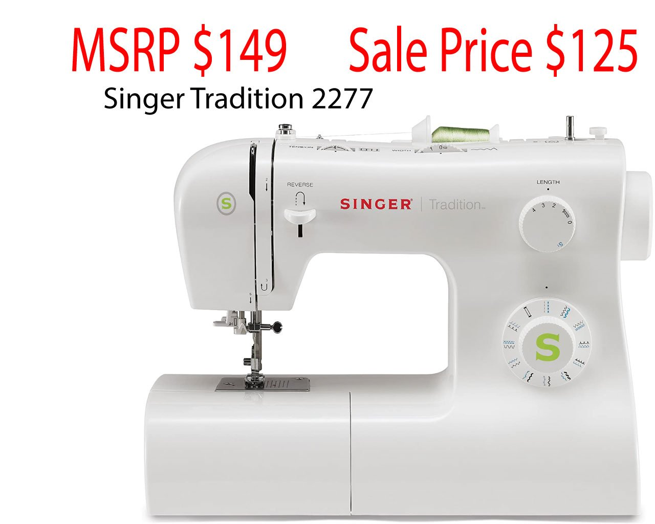 Singer Tradition 2277