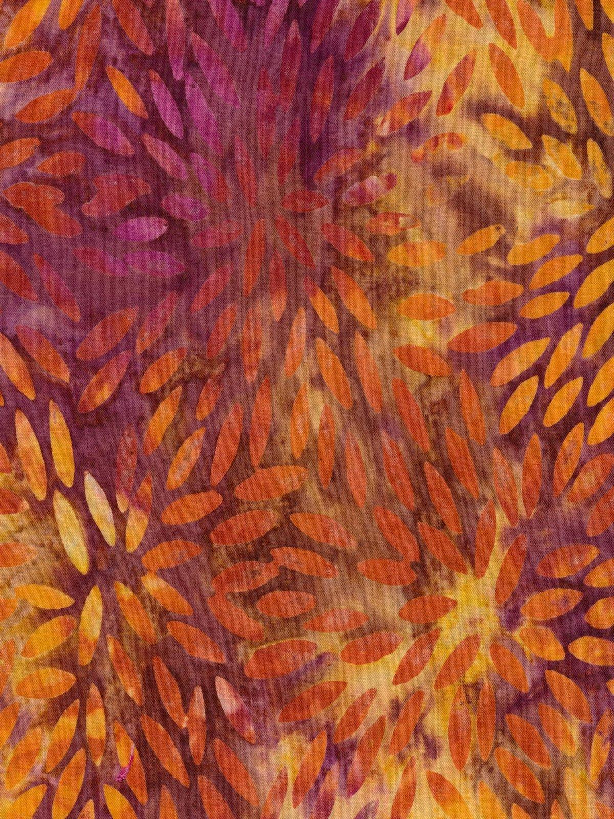 Majestic Batiks Spring Garden - 650