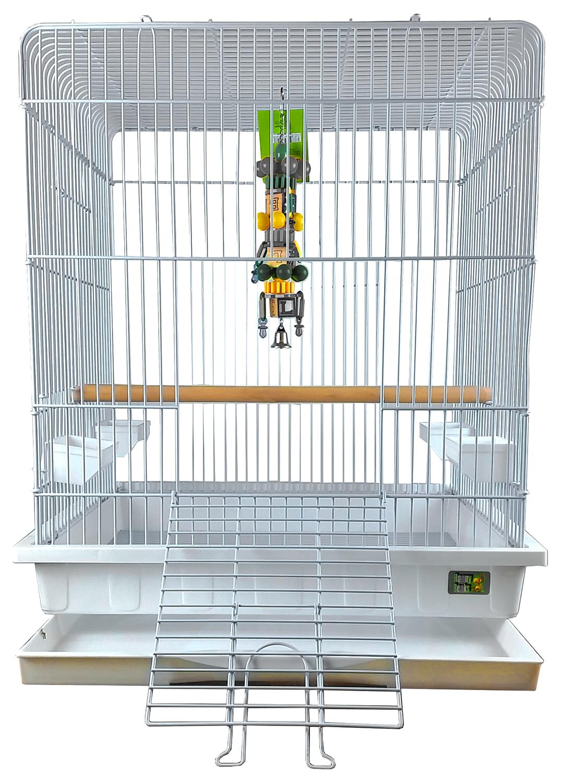 2521 parrot drop door cage Store Pick-up Only