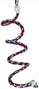 RAINBOW COTTON ROPE BOING - SMALL