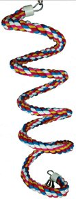 RAINBOW COTTON ROPE BOING LG