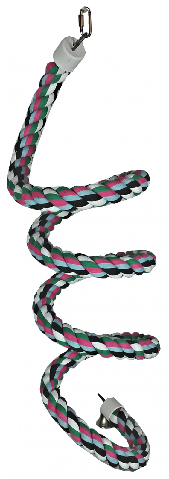 HB556 - Extra Large Cotton Rope Boing with Bell