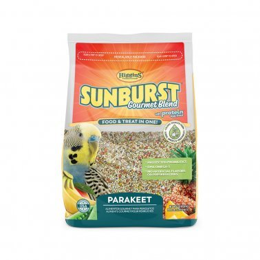 SUNBURST PARAKEET 2lb