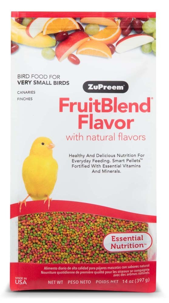 FRUIT BLEND CANARY/FINCH  14OZ