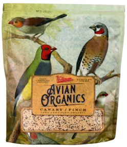 AVIAN ORGANICS - CANARY/FINCH 4LB