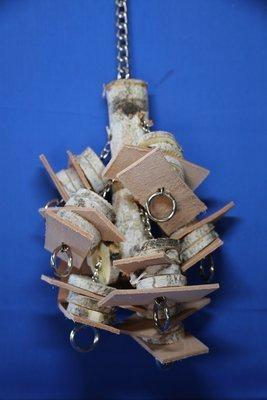 birch tree med w/slices 214
