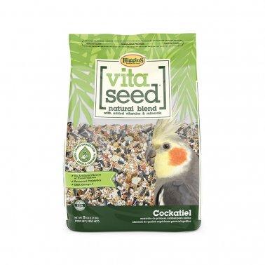 vita seed cockatiel 5#