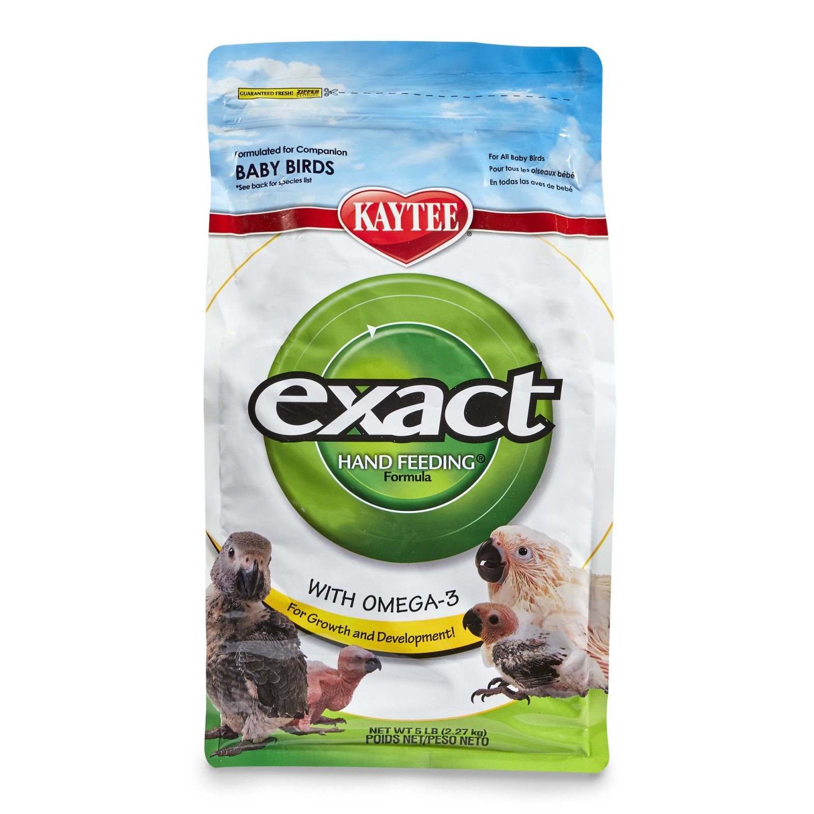 EXACT H/F DIET 5#