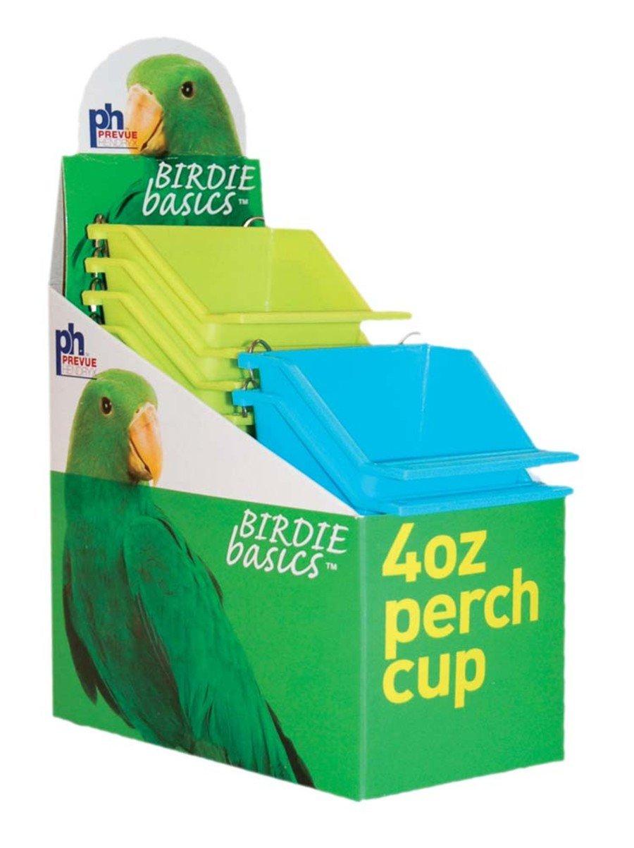Cup Hi Back Perch 4oz