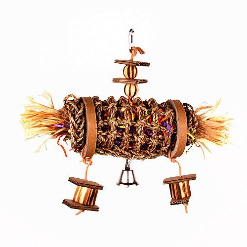 K984 foraging toy with bell