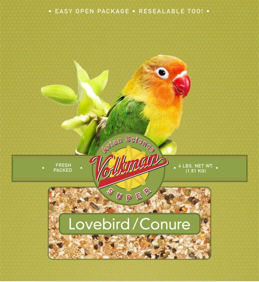 volkman lovebird/conure 20# local pick up only