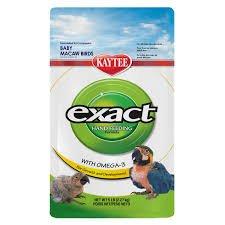 EXACT H/F DIET 5lb MACAW