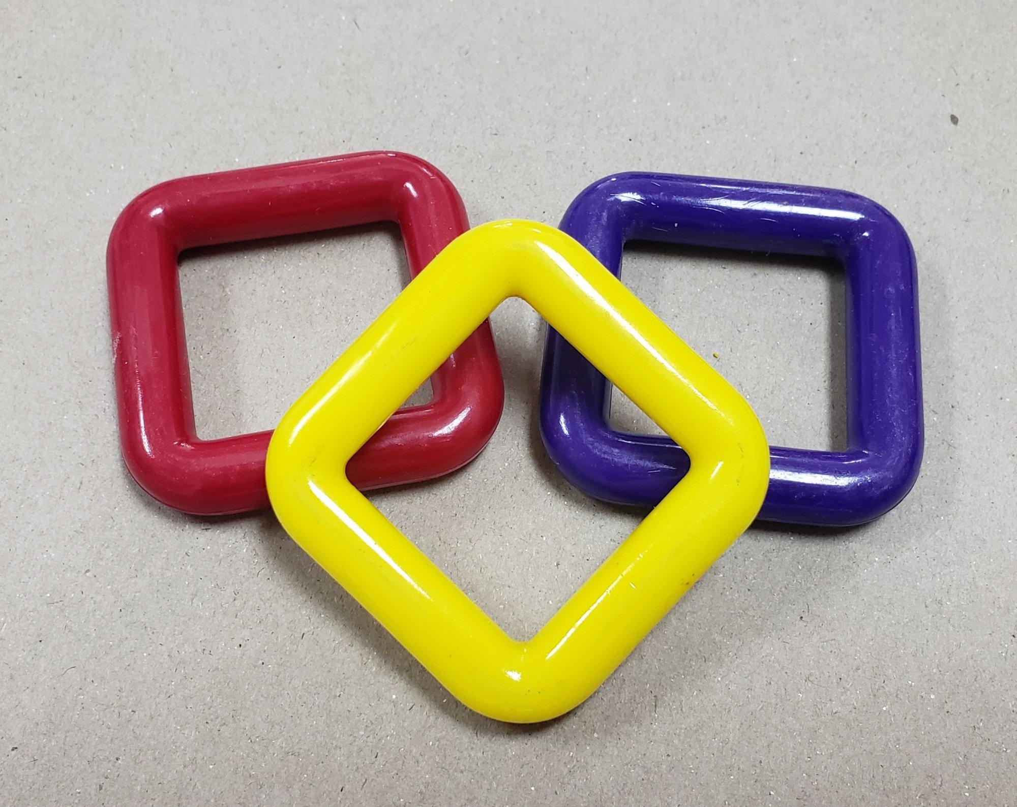 Plastic Squares 2