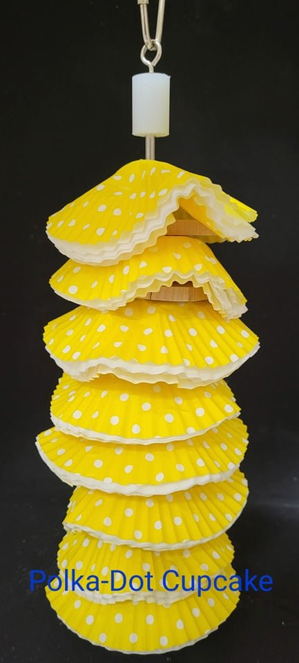 egg sandwich cupcakes