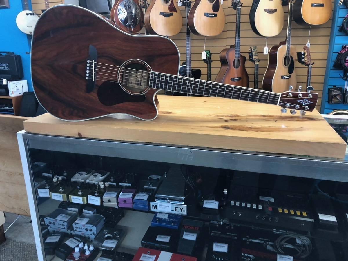 Alvarez AD60CK Acoustic/Electric