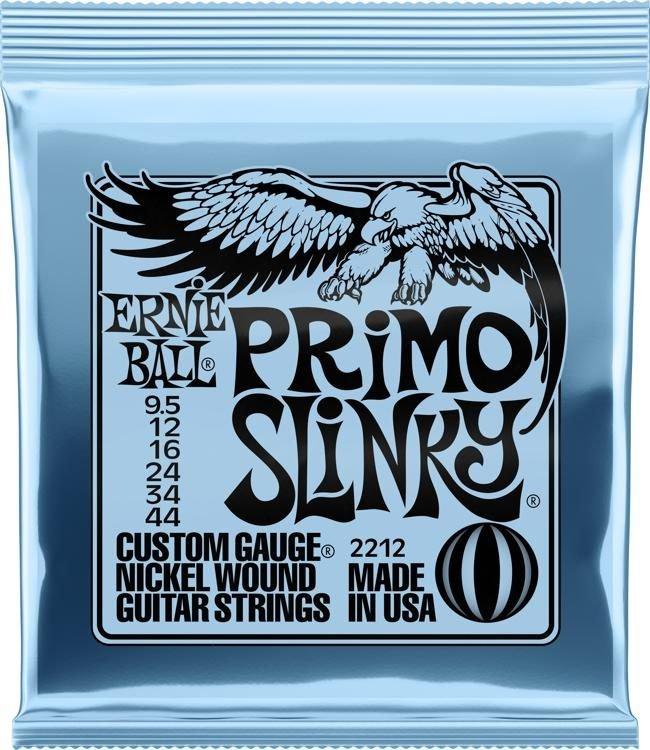 Ernie Ball Primo Slinky 2212