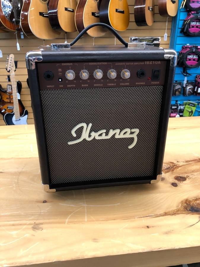 Ibanez IB210A Amp