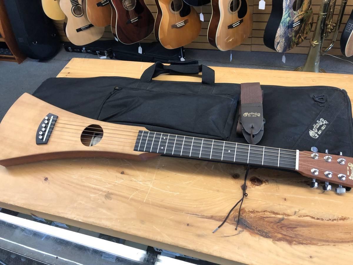 Martin Backpacker Guitar & Bag