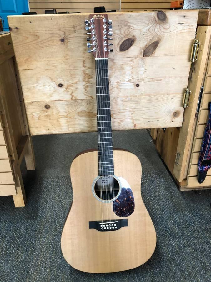 Martin Custom X-Series 12-String