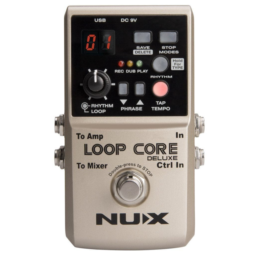 Nu-X Loop Core Deluxe - NEW w/ Box