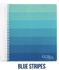 The Quilter's Planner 2022 - 2 Cover Options with Monday Calendar Start