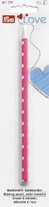 Prym Love Marking Pencil - white