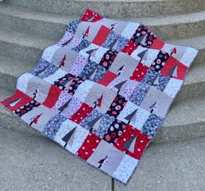 Simply Modern Christmas | Quilting Patterns and Supplies | Watergirl Quilt Co.