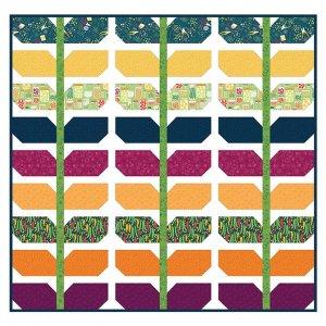 Grow   Figo Fabrics   Watergirl Quilt Co.