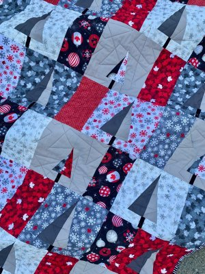 Simply Modern Christmas | Quilt Patterns and Supplies | Watergirl Quilt Co.