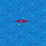 Favorite Things by Sassafras Lane for Windham Fabrics - Kayaks - Ocean