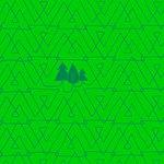 Favorite Things by Sassafras Lane for Windham Fabrics - Trees - Bright Green