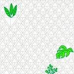 Favorite Things by Sassafras Lane for Windham Fabrics - House of Plants - White